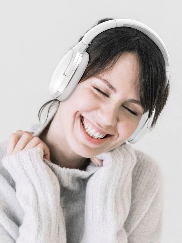 Best Cheap Bluetooth Headphone Bose replica latest AliExpress Baseus 2 enjoy music