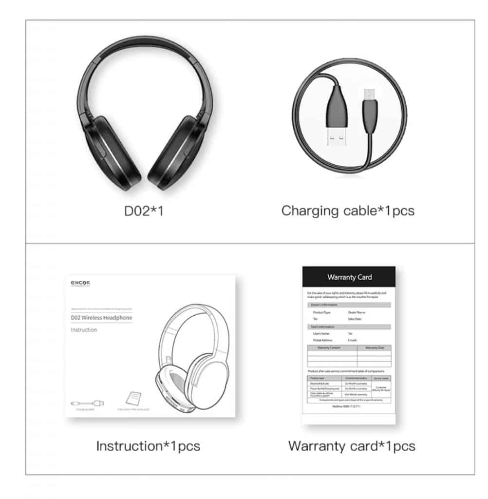 Best Cheap Bluetooth Headphone Bose replica latest AliExpress Baseus 4 contents