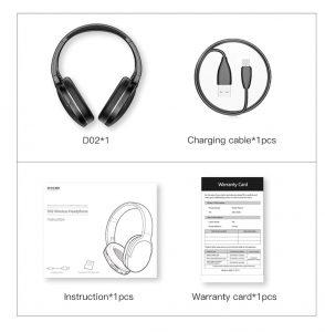 Best Cheap Bluetooth Headphone Bose replica latest AliExpress Baseus 4 contents