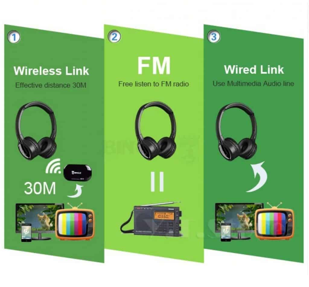 Best Cheap Bluetooth Headphone replica latest AliExpress Original Bingle B616 Multifunction stereo Wireless Headset Headphones with Microphone FM Radio for MP3 PC TV Audio Phones