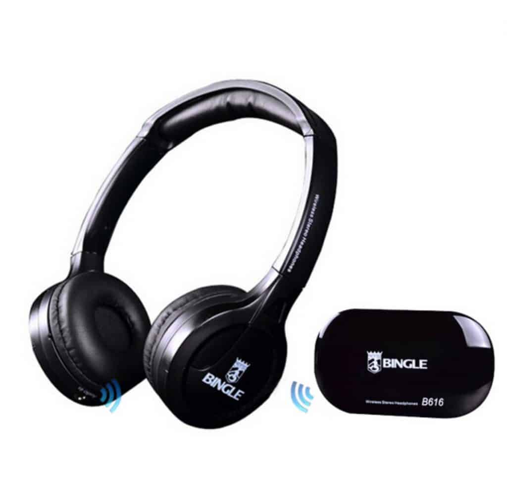 Best Cheap Bluetooth Headphone replica latest AliExpress Original Bingle B616 Multifunction stereo Wireless Headset Headphones with Microphone FM Radio for MP3 PC TV Audio Phones