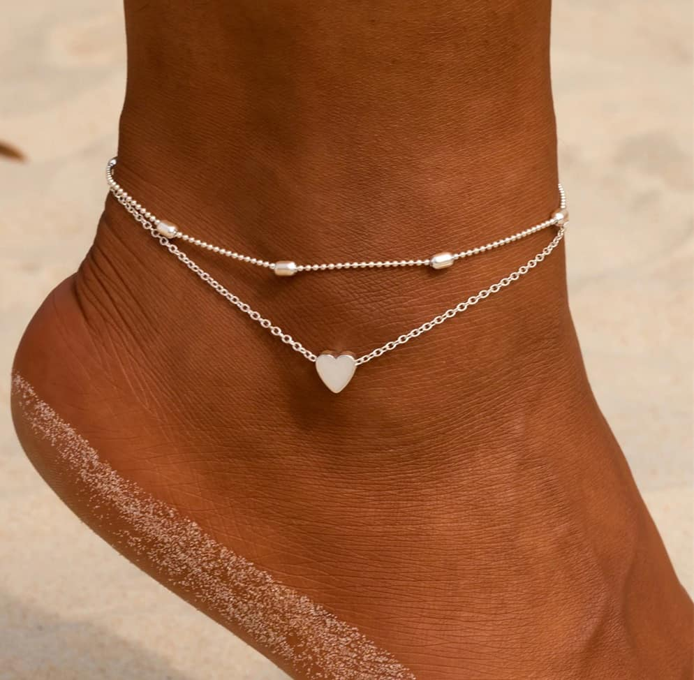 Best Gift for women AliExpress jewellery ankle bracelet cheap 1