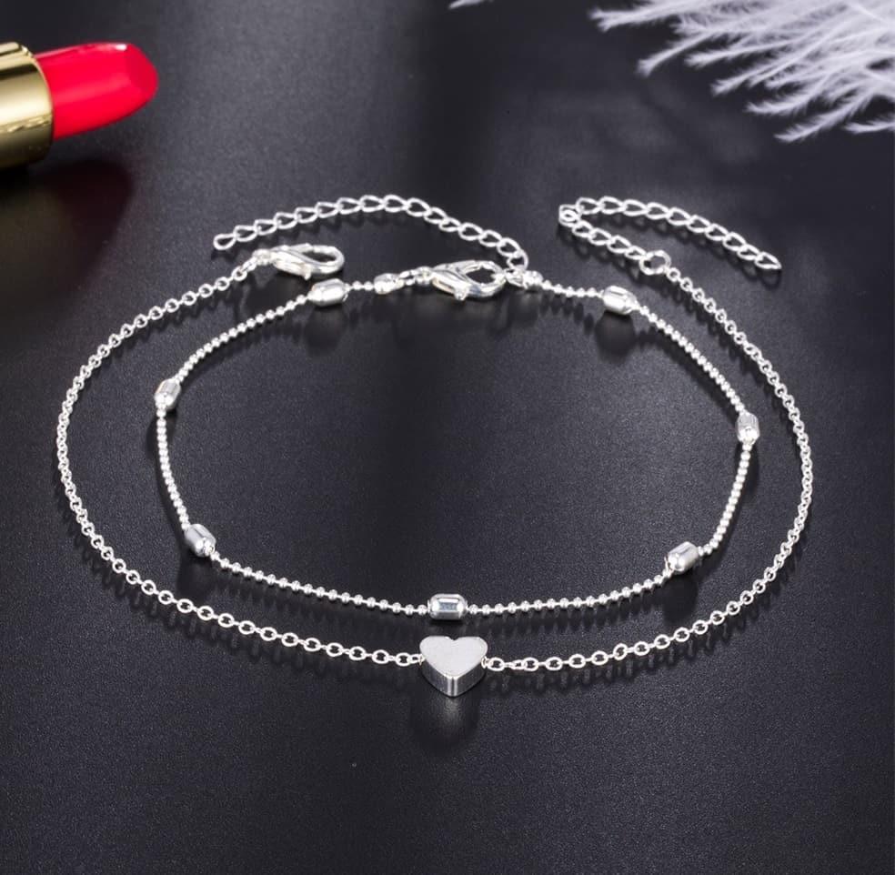 Best Gift for women AliExpress jewellery ankle bracelet cheap 1