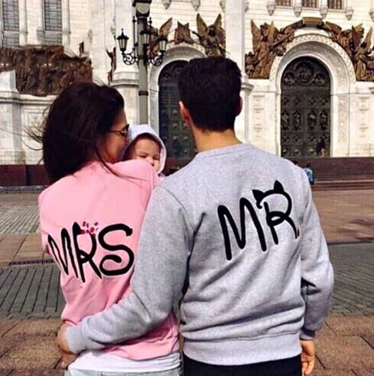Best Gift AliExpress Couple Hoodie1
