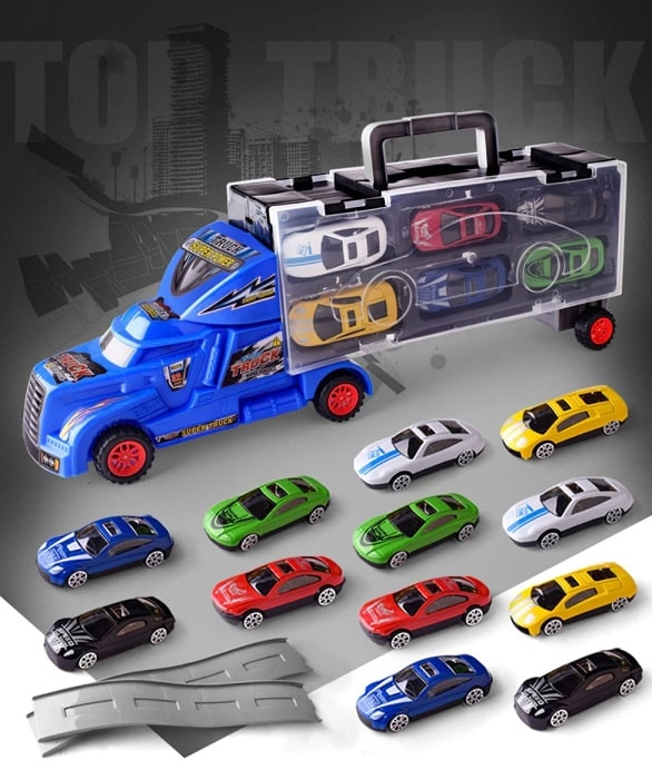 Best Gift AliExpress Toy Car Truck Colorful Hotwheel replica
