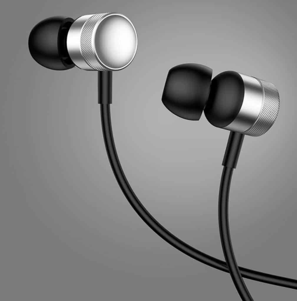 Cheap Wired Earphone Headphone AliExpress Sony Replica Baseus H04 2 Earpieces