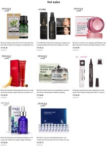 Top 10 Chinese Skincare Beauty Brands on AliExpress (Updated