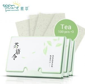 AliExpress Beauty Product Skincare Trusted Cheap Wholesale Price Safe Serum Handcream China Cosmetics Green Tea Facial Mask