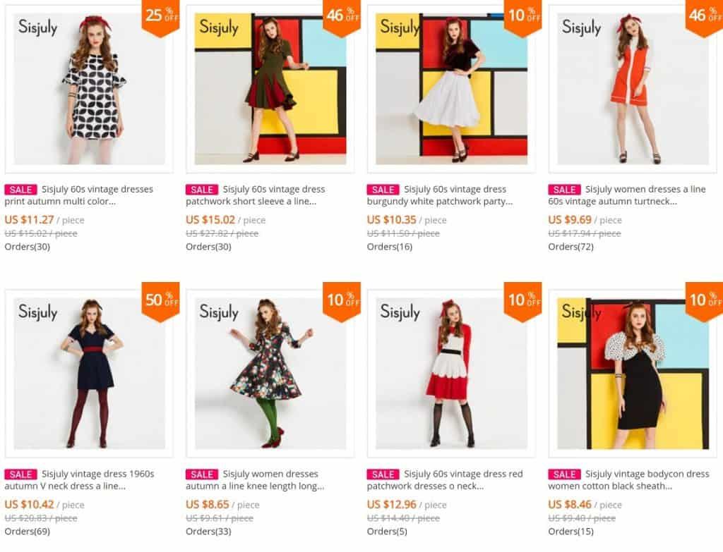 Women Fashion replica Sisjuly Zara Topman Forever21