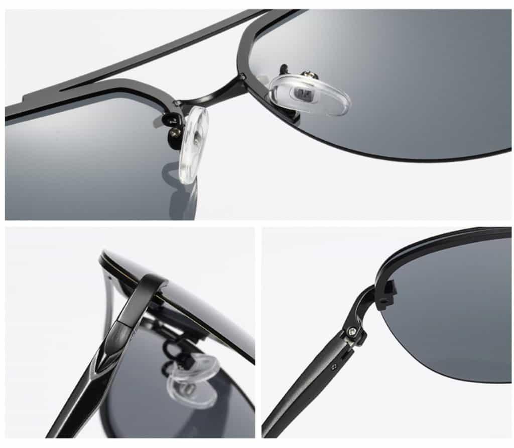 fake sunglasses replica Shades UNIEOWFA aviator glasses knockoff 5