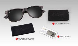 AliExpress fake sunglasses replica shades aviator glasses knockoff RB Wayfarer 4