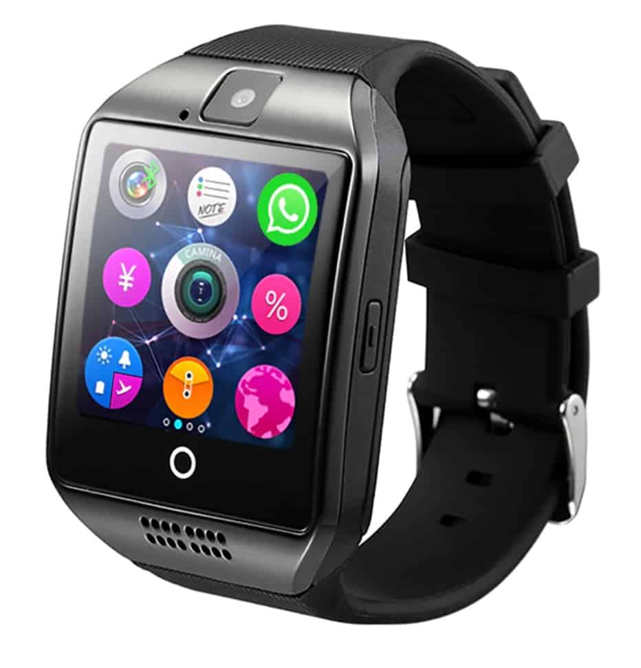 smartwatch replica AliExpress apple watch clone Apple Watch lookalike Tinyzon 1 itunes compatible music ipod