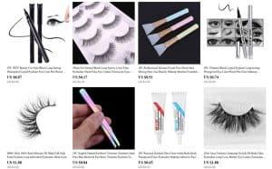 AliExpress Cheap Mac Sephora Cosmetics Beauty Make Up Replica Susan House