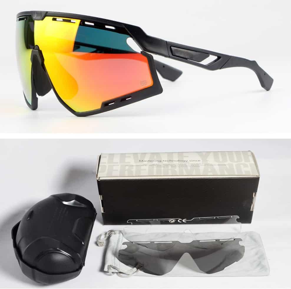 Cycling Jersey Replica Lookalike Clone Sportswear AliExpress 3 lens sunglasses 1