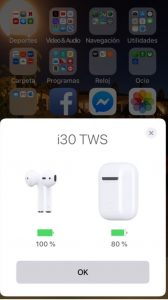 fake apple airpod replica aliexpress airpod clone airpod i30 Supercopy screenshot2