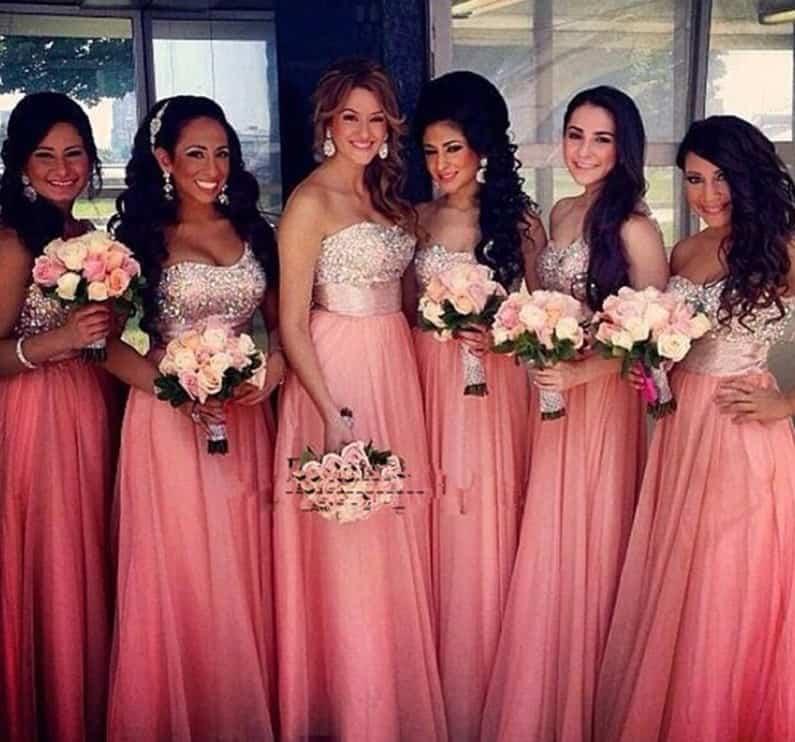 AliExpress Cheap Designer Wedding Dresses Bridal Gown Bridesmaid 1