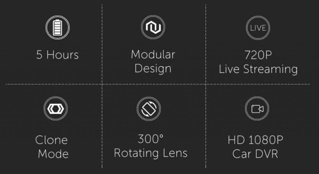 Top 5 Best AliExpress GoPro Alternatives Copy Cheap Action Camera Best Video Quality AliExpress Drift Ghost X Specs 3