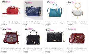 AliExpress Cheap Designer Women Luxury Handbags Replica Copy Purse PureDazz 3