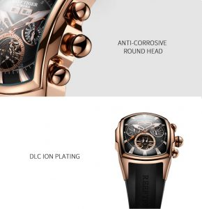 Best Designer Watch Replica AliExpress Cheap Branded Watch Luxury Timepieces Reef Tiger Panerai WristWatch2
