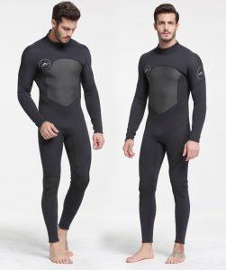 AliExpress Wetsuit for Women Men Onepiece Kite Surfing Snorkeling Swimwear Swimsuit Scuba Diving One-Pieces Suit Beach Sbart 3mm 2