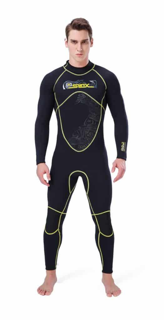 AliExpress Wetsuit for Women Men Onepiece Kite Surfing Snorkeling Swimwear Swimsuit Scuba Diving One-Pieces Suit Beach Slinx 2