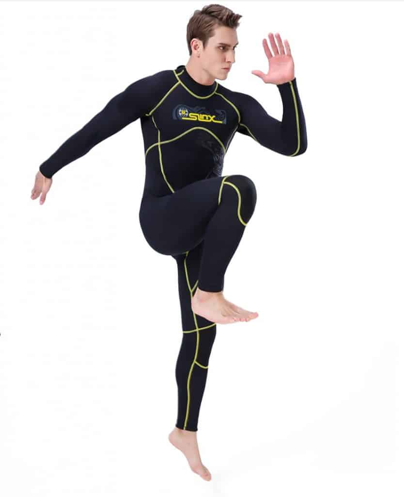 AliExpress Wetsuit for Women Men Onepiece Kite Surfing Snorkeling Swimwear Swimsuit Scuba Diving One-Pieces Suit Beach Slinx 3