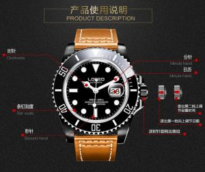 e35e6237f Best Designer Watch Replica AliExpress Cheap Branded Watch Luxury Timepieces  China Outlet Store Rolex WristWatch2