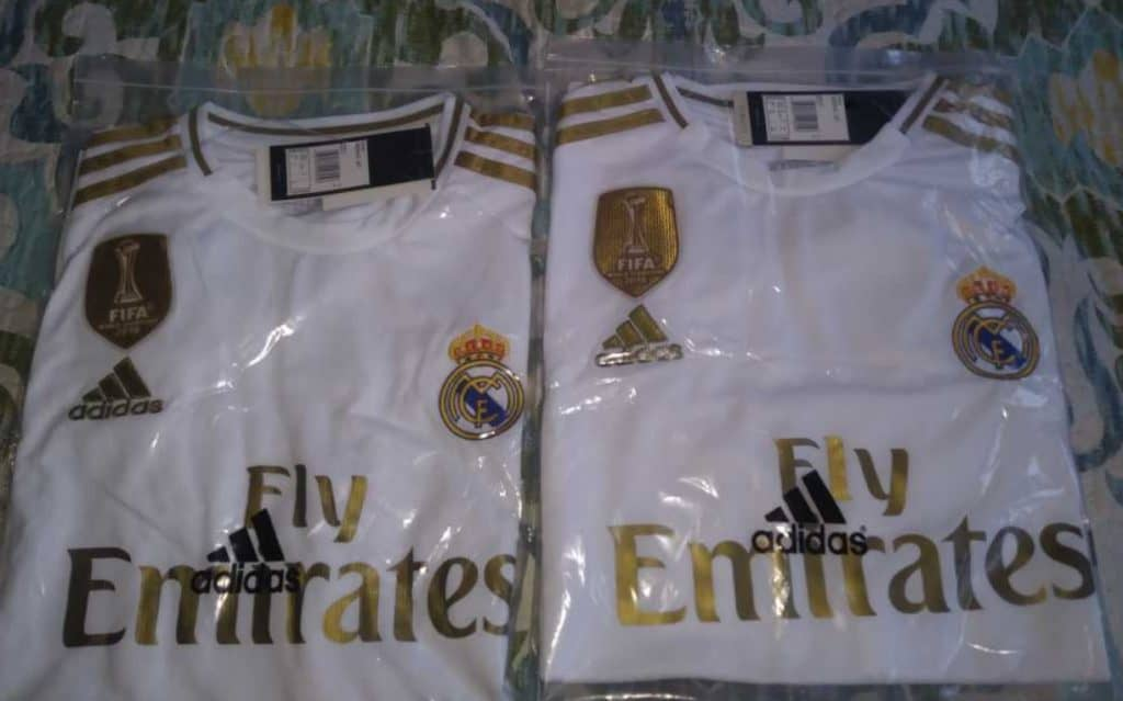 Best Chinese Replica DHGate Cheap Fake Nike Adidas Puma Jersey Seller 5 Spain Jerseys Real Madrid