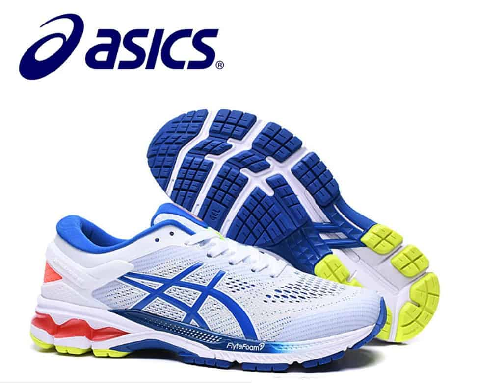 Fashion Brand Replica Asics Running Cheap Branded Copy Sneakers Fake Shoes AliExpress China Wholesale 4 Asics Gel Kayano 26 Athletic Footwear
