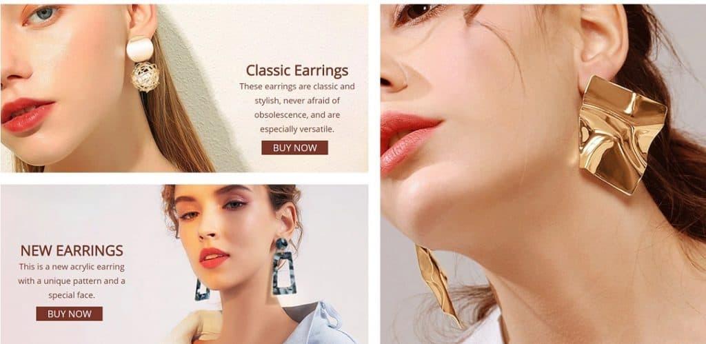 AliExpress Women Fashion Topshop Zara replica Accessories Earrings 2 Korean Style Long Tassel
