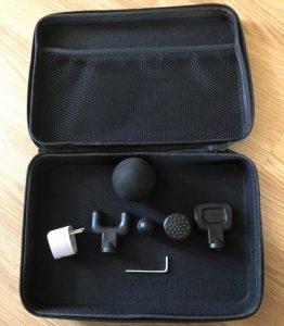 Alternative to Theragun Cheap Massage Gun Fake percussion massage gun AliExpress China Wholesale Suboton Muscle Massager 2 Set Box