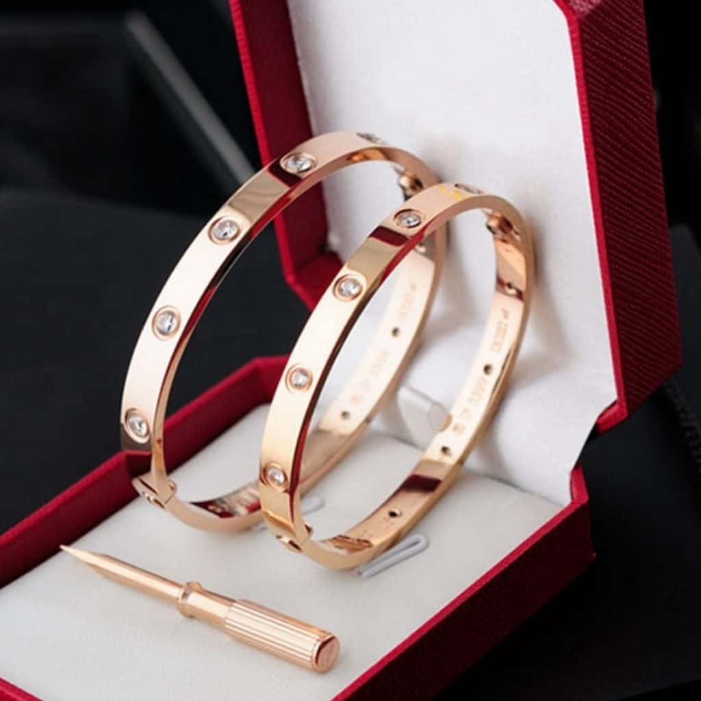 Cheap Cartier Jewelry Replica Bracelet Pendant Jewelry 925 Sterling Silver AliExpress wholesale_j 3 products love bangle rosegold with diamonds crystals