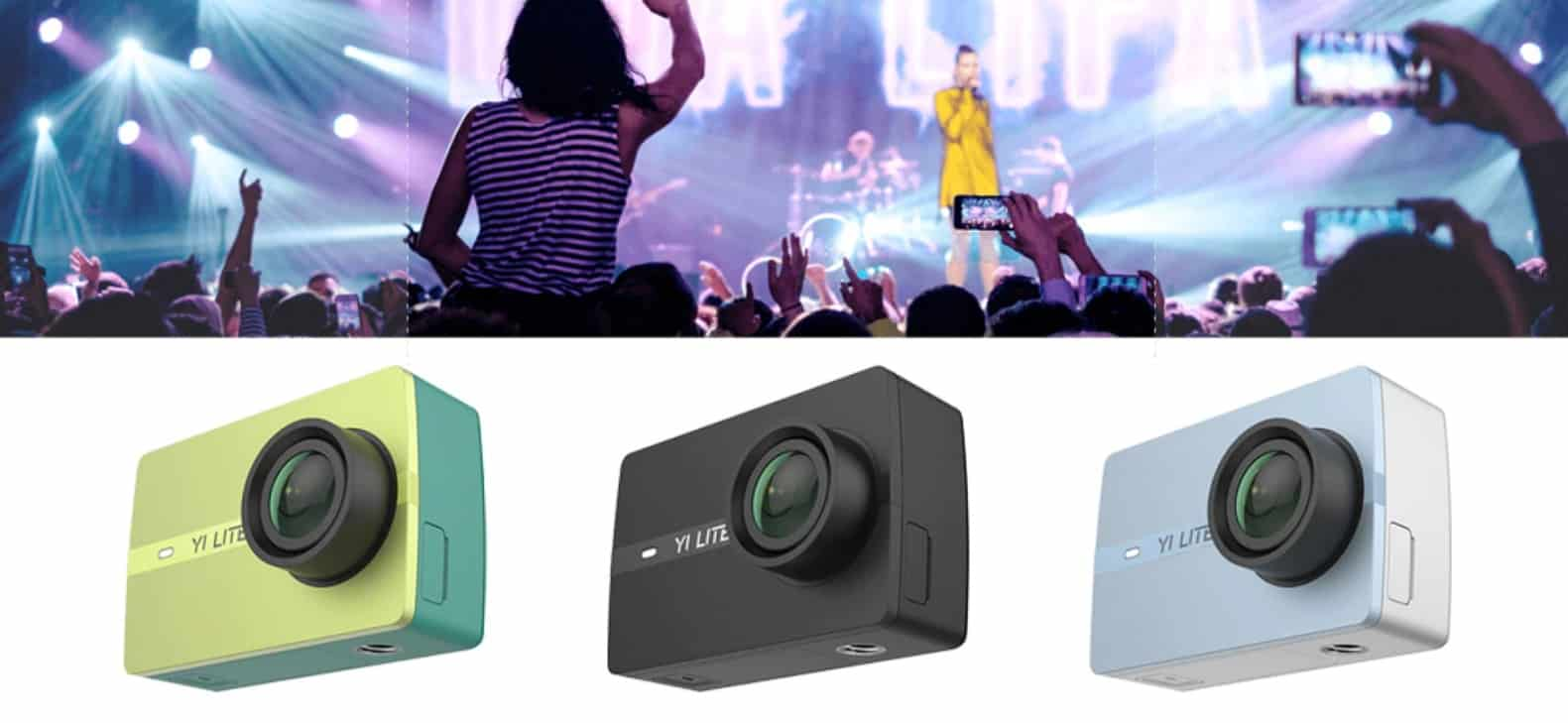 GoPro Alternatives Copy Cheap Action Camera Best Video Quality AliExpress Xiaomi Yi Lite2