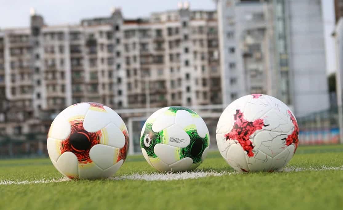 Best Chinese Replica AliExpress Cheap Fake Nike Adidas Puma Jersey Soccer Ball Match EPL Leather Sewn