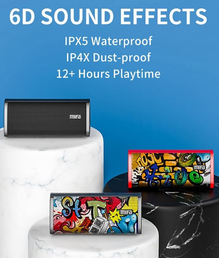 Best Cheap Bluetooth Speaker Bose alternative Portable speaker Bose replica latest AliExpress Mifa 2